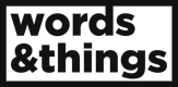 Words & Things Logo